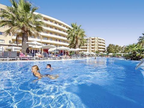Mallorca Karte Sa Coma.Allsun Hotel Orient Beach Mallorca Sa Coma