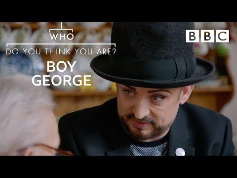 Boy George's hidden Irish past - BBC