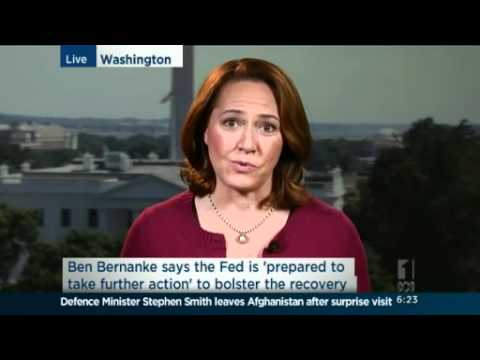 US Federal Reserve Chair warns of faltering