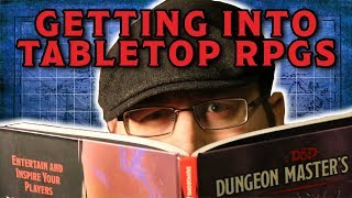 TFS At The Table: How To Get into Tabletop RPGs!