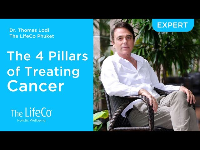 4 Pillars of Treating Cancer