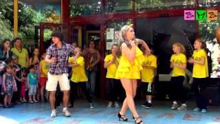 SMS DANCE STUDIO на празднике ко 'Дню защиты детей'
