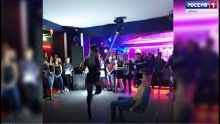 Скандально-жаркая вечеринка симферопольских студентов