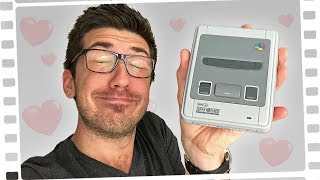 ENDLICH, Nintendo! - SNES Classic Mini - Review