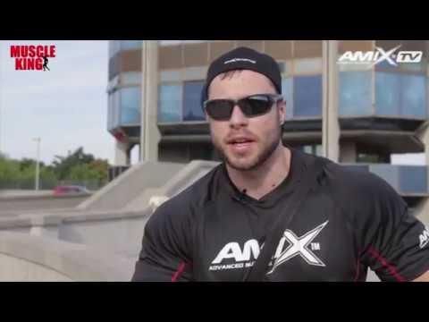 Milan Šádek IFBB Pro - společný trénink