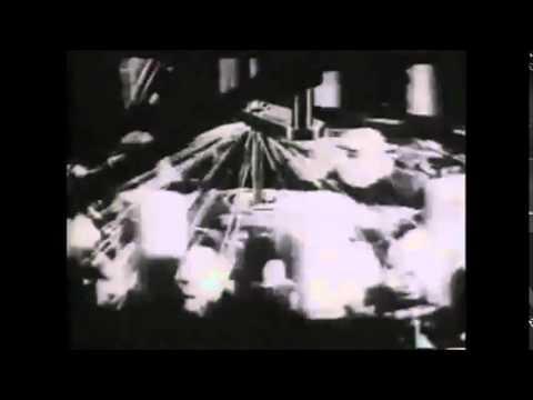 El hombre con una cámara de cine de Dziga Vertov – ARTv EAC