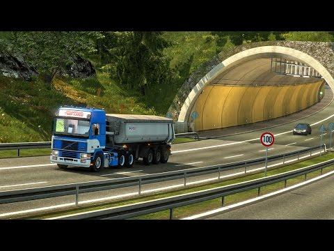 Euro Truck Simulator 2 ( картa ORIENT EXPRESS V9.0) # 3