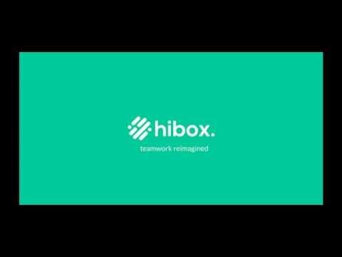 Hibox Demo Video