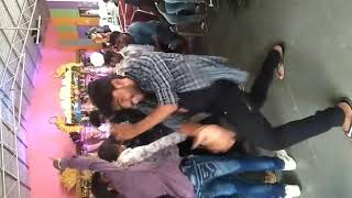CHATAL BAND DANCE BY VENKY MUDIRAJ BHAI FRom aler