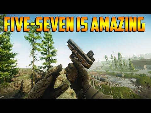 Escape From Tarkov - Five - Seven Is Amazing