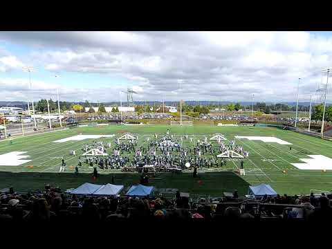 Grants Pass Marching Band, Liberty Marching Arts Challenge 2018, Prelims
