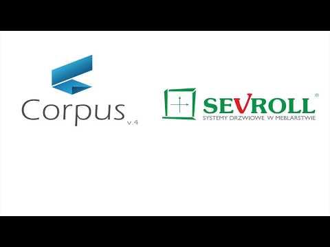 Corpus - Projektowanie szafy na systemie Sevroll
