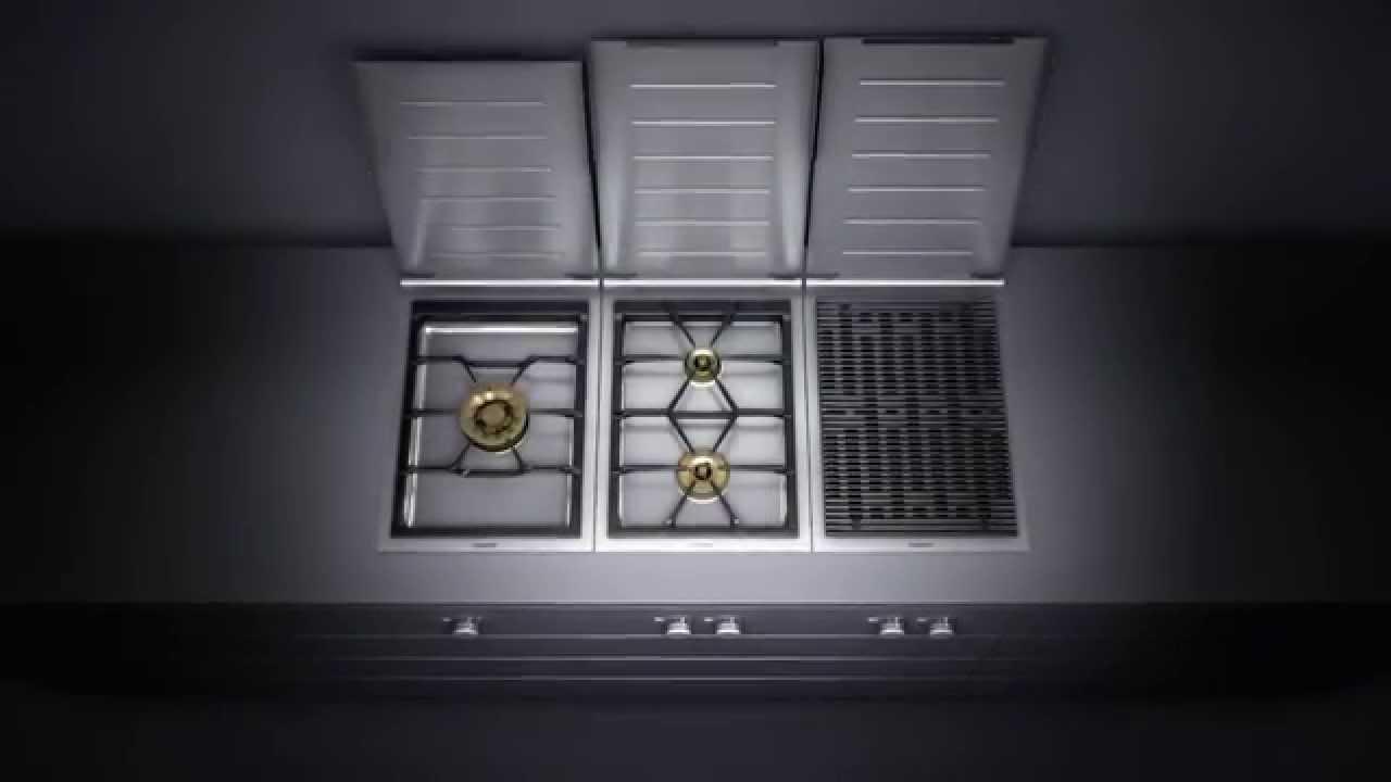 gaggenau vario cooktops 400 series youtube. Black Bedroom Furniture Sets. Home Design Ideas
