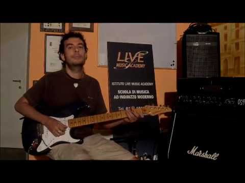 Manhattan (Eric Johnson) - Live Music Academy - Fabio Anicas