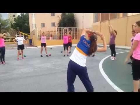 Handball fundamento básico