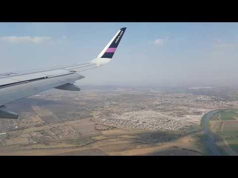 Aterrizando En Guadalajara  Volaris Y4 313