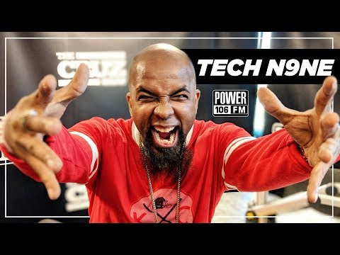 Tech N9ne - Inspiring Kendrick Lamar, Performing at the Grammy's, New Merchandise & More!