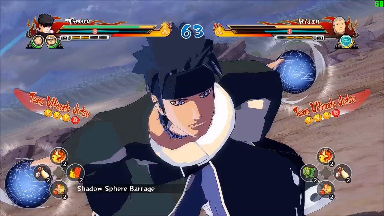 Download Mod Game Naruto Ultimate Ninja Storm Revolution Pc – glycemrechan