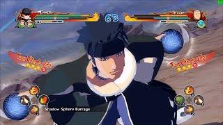 Naruto Ultimate Ninja Storm Revolution (60 FPS) - Tomaru Moveset Mod Gameplay (PC)