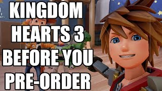Kingdom Hearts 3 - 14 More Things You Need To Know Before You Pre-Order