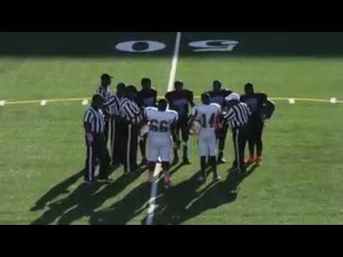 Albany Middle school Indians Vs. Radium Championship game