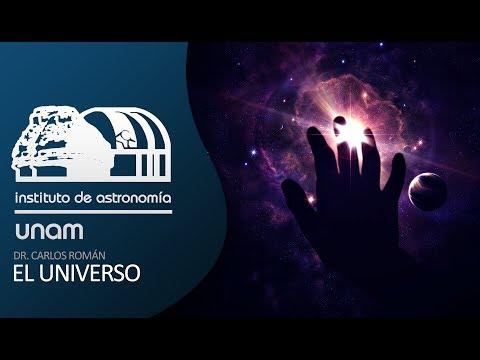 El universo: de la sopa ardiente a la oscuridad helada - Dr. Carlos Román Zúñiga