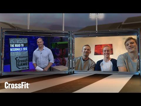 Update Show: Skype With Team CrossFit Copenhagen 1