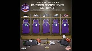 Skyzoo & Pete Rock ft Westside Gunn, Conway, Benny The Butcher & Elzhi -Eastern Conference All-Stars
