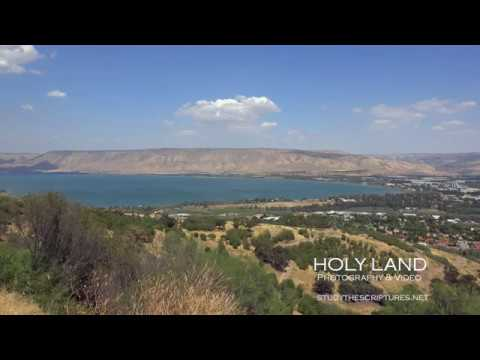Sea Of Galilee - 4k