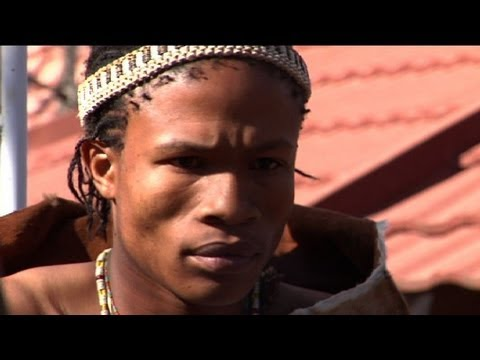 Last Song Of A Kalahari Bushman