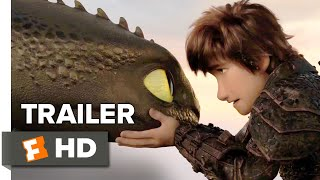 How to Train Your Dragon: The Hidden World Trailer #2 (2019) | Movieclips Trailers