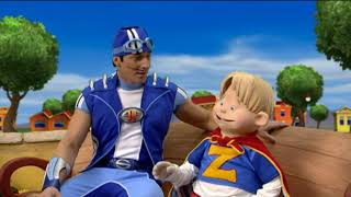 lazytown 7x02 sportacus saves the toys british uk