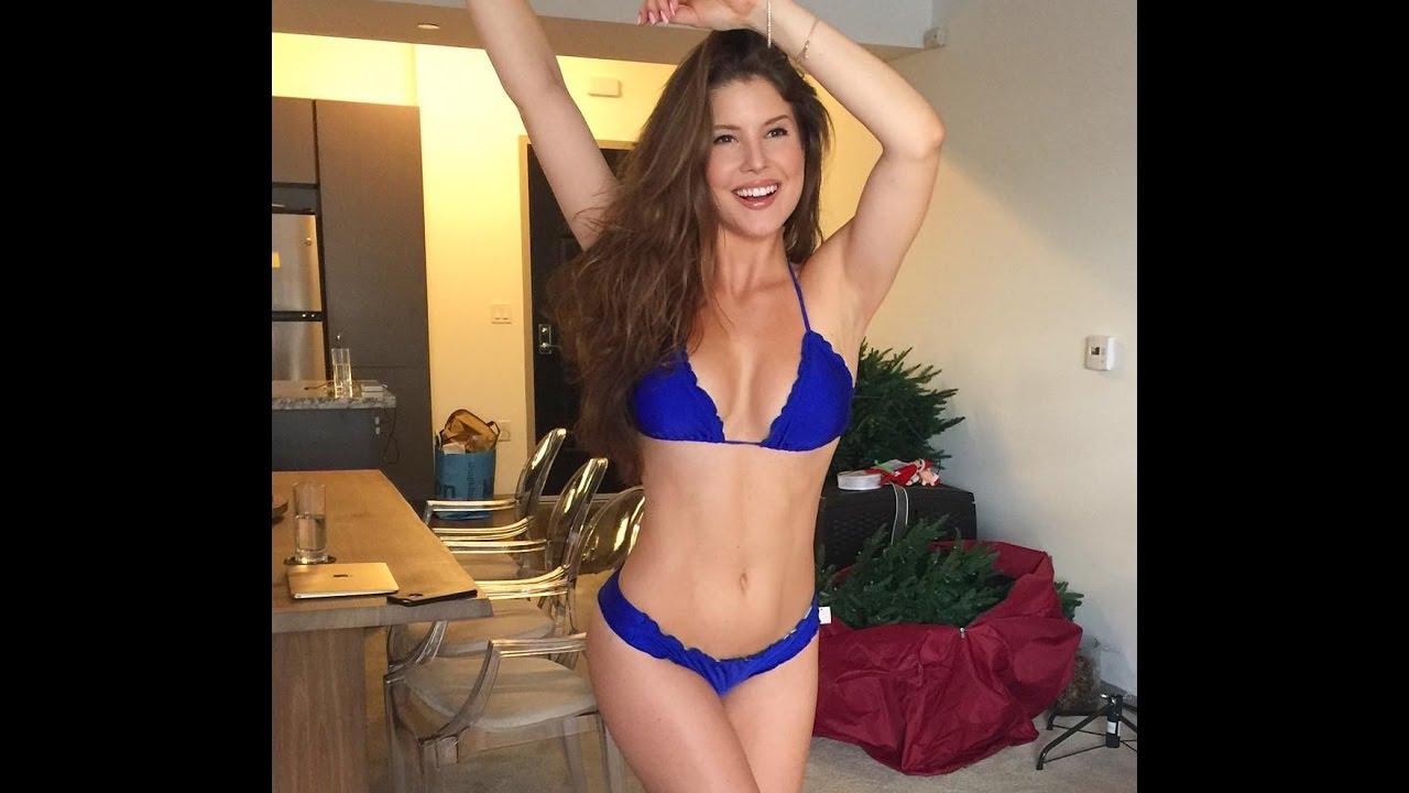 Dunns falls jamica cndid bikini