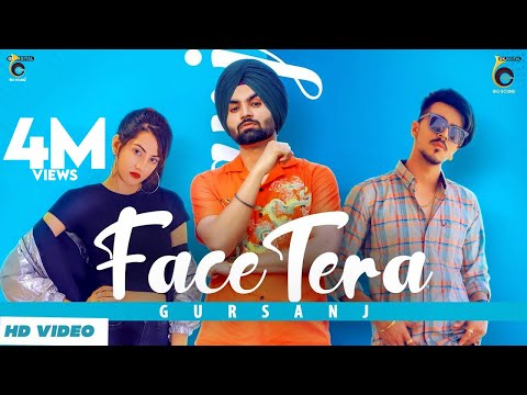 Face Tera : Gursanj (Full Video) Feat. Mr & Mrs Narula | New Punjabi Song 2020 | Big Sound