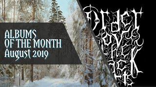 Top 10 Black Metal Albums of August (2019)