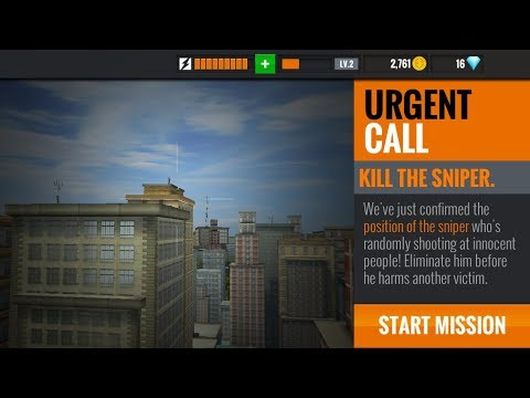 Sniper 3D Assassin:Shoot to Kill - URGENT CALL - KILL THE SNIPER - #4