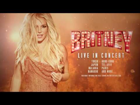 BRITNEY: Live In Concert [Promo]