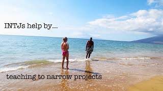 ENFP and INTJ Morning Moment