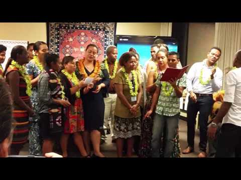 Pasifika Voices at the East-West Center