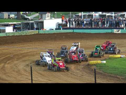 Action Track 600s Heat  7-16-17