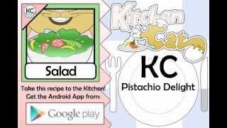 Pistachio Delight - Kitchen Cat