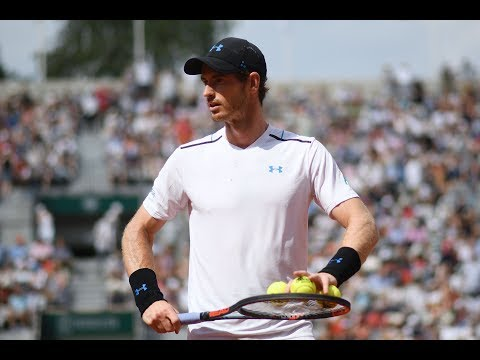 French Open: Andy Murray struggles, Stan Wawrinka in hunt