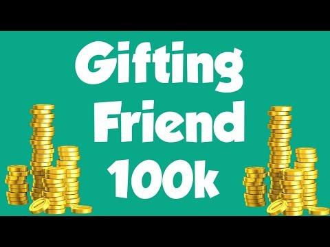 How To Gift Friends Coins | Avakin Life - By: Danteava - YouTube