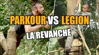 ASSAULT COURSE : LEGION VS FREERUNNER, THE REVENGE !