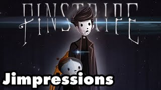 Pinstripe - Pissy The Piss Snake (Jimpressions) (Video Game Video Review)