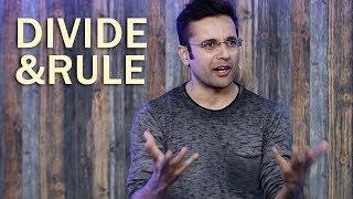Divide and Rule - By Sandeep Maheshwari I Hindi