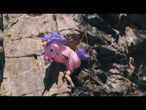 Unicorn Climbing