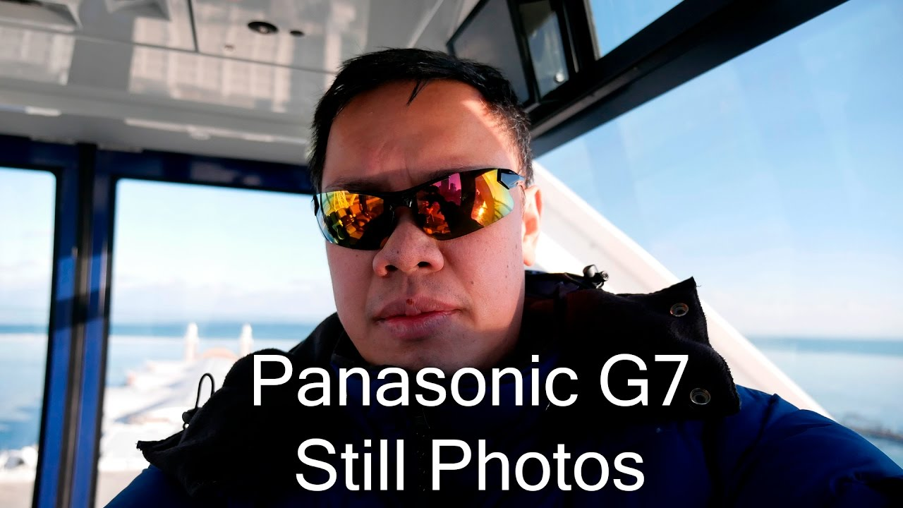 lumix g7 how to change photo style