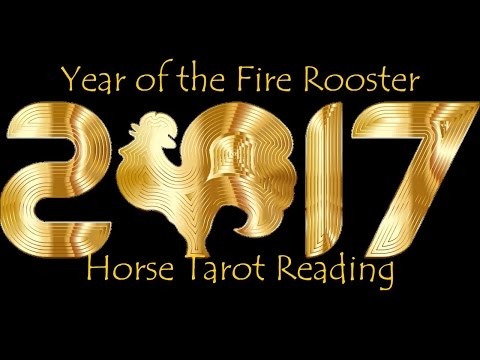 Horse 2017 Chinese New Year Reading - Born 1942, 1954, 1966, 1978, 1990, 2002 - Hard Decision