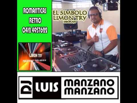 DJ LUIS MANZANO ROMANTICAS RETRO VOL 1
